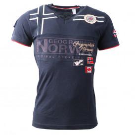 GEOGRAPHICAL NORWAY tričko pánské JARADOCK SS MEN 100