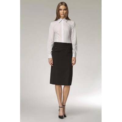 NIFE sukně dámská SP06 černá