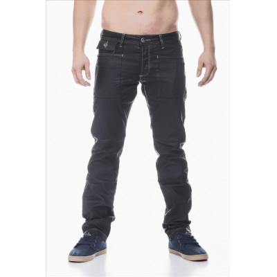 JEANSNET kalhoty pánské 2202 regular fit voskované