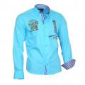 BINDER DE LUXE košile pánská 81601 dlouhý rukáv