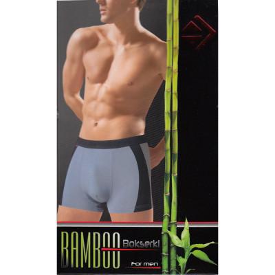 MORAJ boxerky pánské BBX600-064 bambusové vlákno
