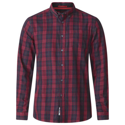 D555 košile pánská THEO nadměrná velikost 100% bavlna