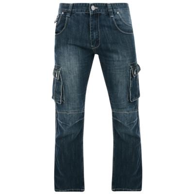 KAM kalhoty pánské MC BUDDY2 kapsáče nadměrná velikost