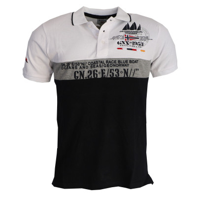 GEOGRAPHICAL NORWAY polokošile pánská KASSOVITZ SS MEN 100