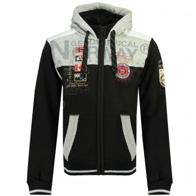GEOGRAPHICAL NORWAY mikina pánská GEDAY MEN SAM 100