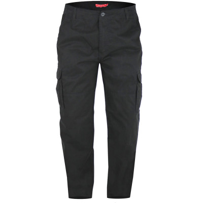 D555 kalhoty pánské ROBERT kapsáče nadměrná velikost