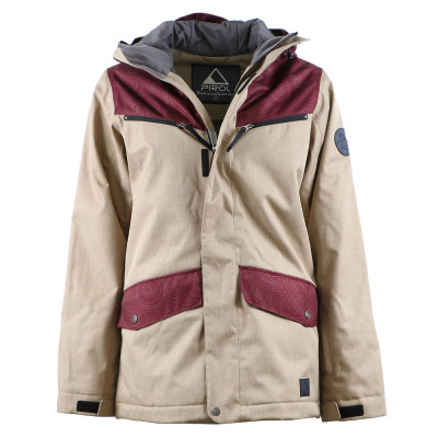 PIROL bunda dámská FWW17003