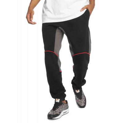 Dangerous DNGRS / Sweat Pant Romain in black
