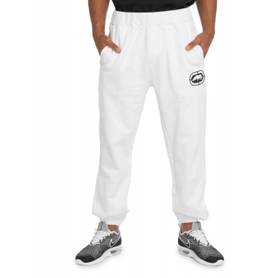 Ecko Unltd. kalhoty pánské Sweat Pant Hidden Hills in white