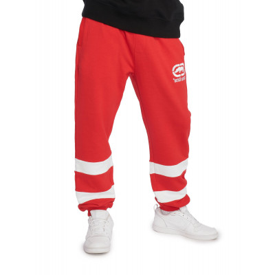 Ecko Unltd. kalhoty pánské Sweat Pant East Buddy in red
