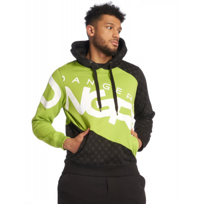 Dangerous DNGRS / Hoodie DNGRS Toco in green