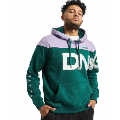Dangerous DNGRS / Hoodie Gino in green