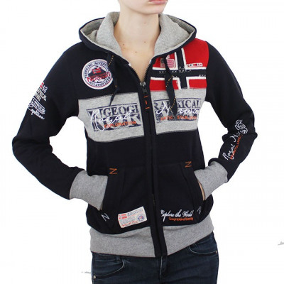 GEOGRAPHICAL NORWAY mikina dámská FLYER LADY