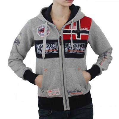 GEOGRAPHICAL NORWAY mikina dámská FLYER LADY