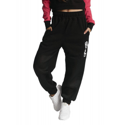 Dangerous DNGRS kalhoty dámské Sweat Pant Windoo in black