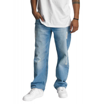 Rocawear kalhoty pánské Loose Fit Jeans Loose Fit in blue