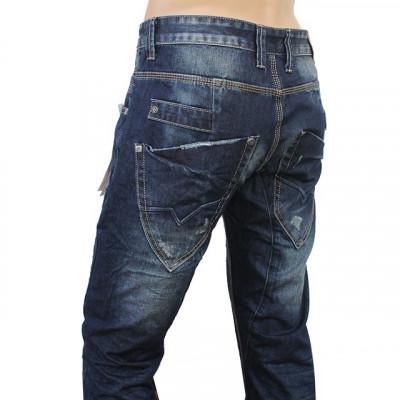 M. SARA kalhoty pánské KA8081 jeans