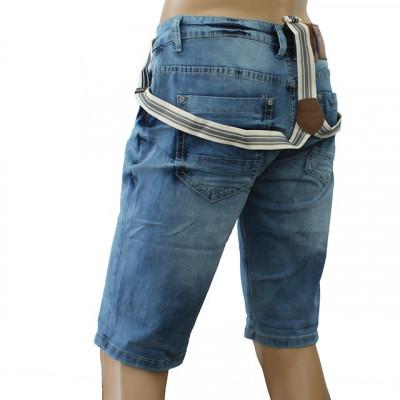 M. SARA kalhoty pánské KR788 kraťasy