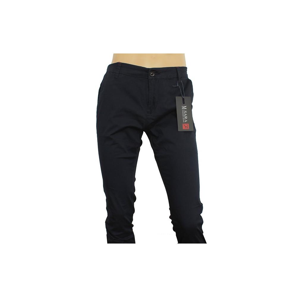 M. SARA kalhoty pánské KA9010-11 chinos - DG-SHOP.CZ 3f68a98d6a