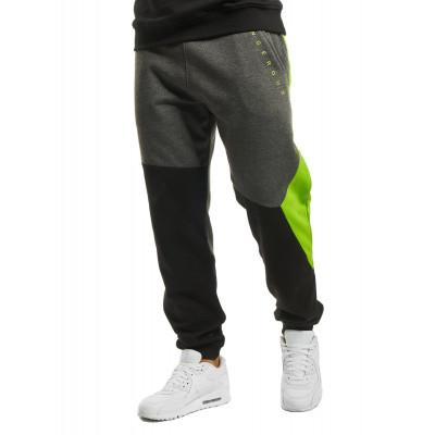 Dangerous DNGRS kalhoty pánské Sweat Pant Cubix in black