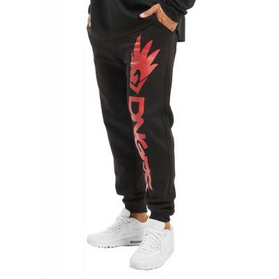 Dangerous DNGRS / Sweat Pant Eddy in black