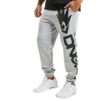 Dangerous DNGRS kalhoty pánské Sweat Pant Edwards in grey
