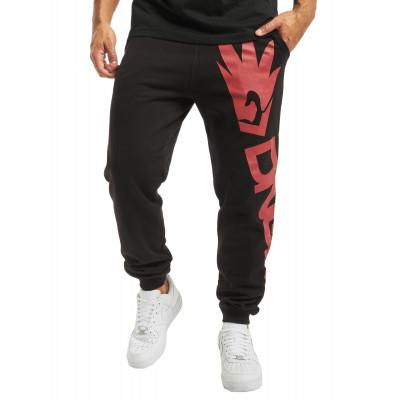 Dangerous DNGRS kalhoty pánské Sweat Pant Edwards in black