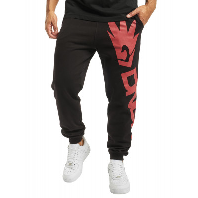Dangerous DNGRS / Sweat Pant Edwards in black
