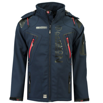 GEOGRAPHICAL NORWAY bunda pánská TECHNO MEN softshell