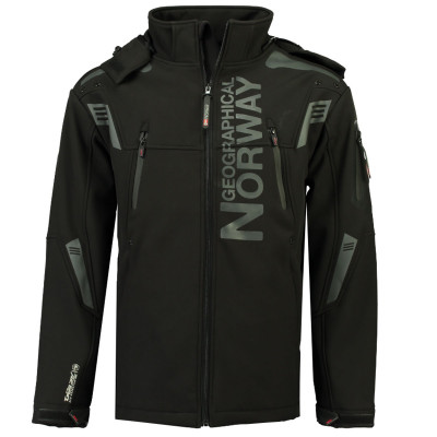 GEOGRAPHICAL NORWAY bunda pánská TALENTUEUX softshell