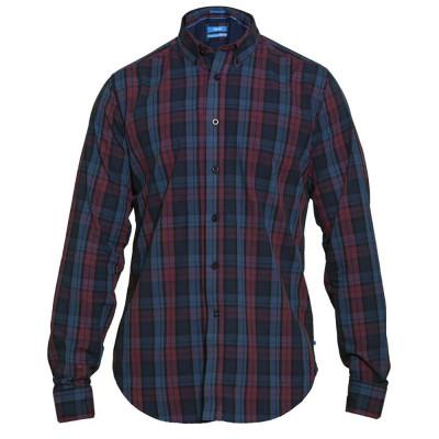D555 košile pánská ENDERBY 100% bavlna nadměrná velikost