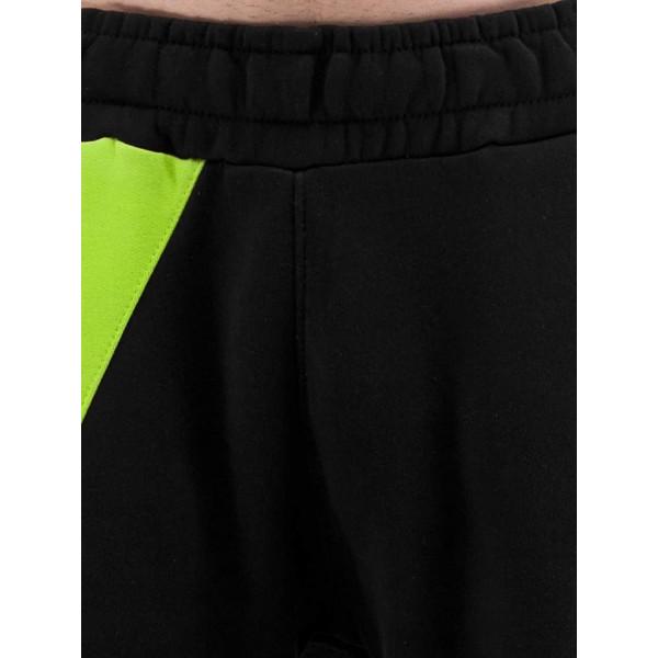 Dangerous DNGRS / Sweat Pant Santiago in black