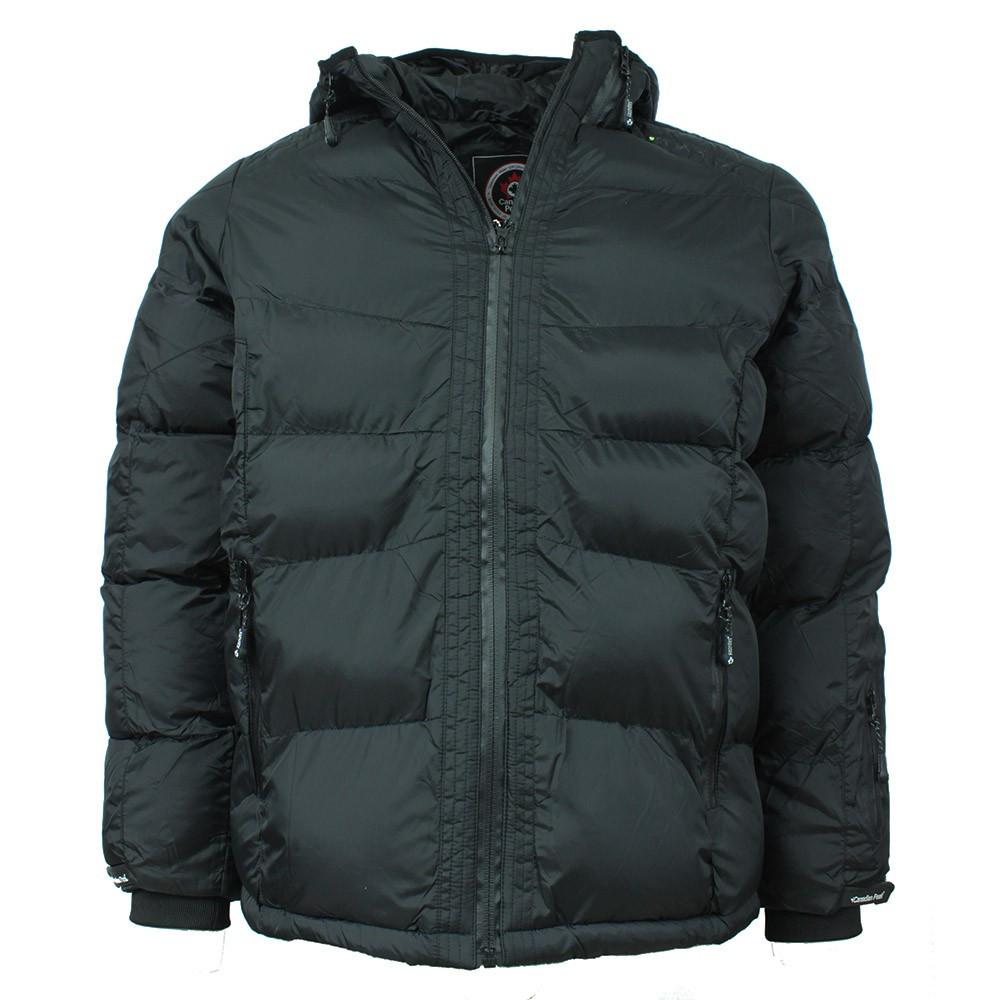 CANADIAN PEAK bunda pánská CATEROL MEN zimní prošívaná 586390ac4c