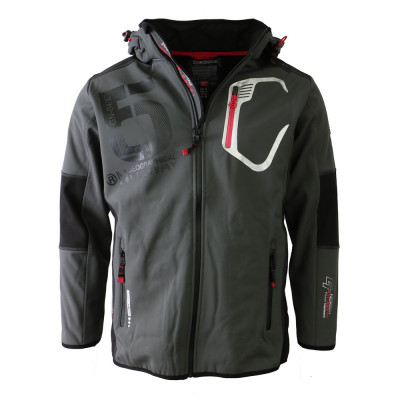 GEOGRAPHICAL NORWAY bunda pánská TAVIAR softshell