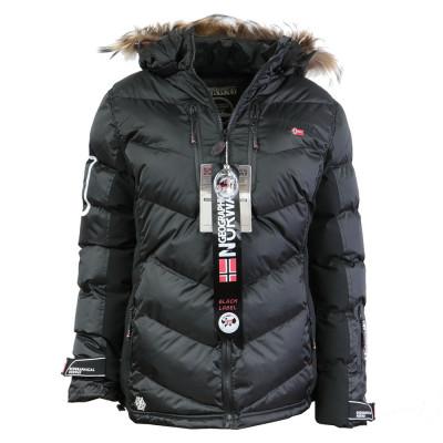GEOGRAPHICAL NORWAY bunda dámská BAGATTA LADY zimní prošívaná