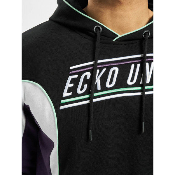 Ecko Unltd. / Hoodie Carlton in black