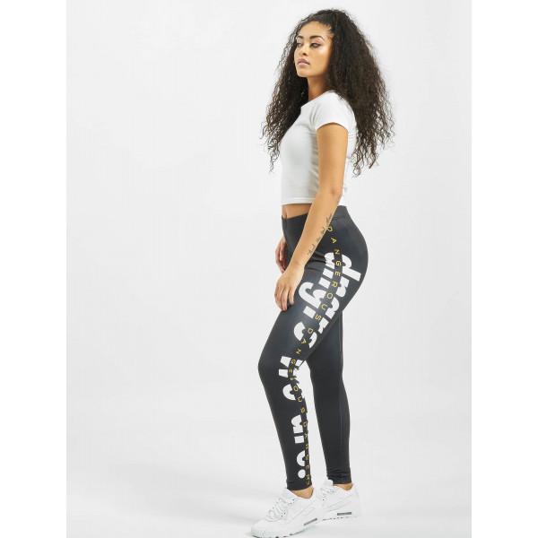Dangerous DNGRS / Legging/Tregging Weare in black