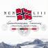 GEOGRAPHICAL NORWAY mikina pánská KORLEON fleece