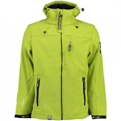 GEOGRAPHICAL NORWAY bunda pánská TENDANCE softshell
