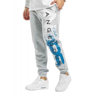 Dangerous DNGRS kalhoty pánské Sweat Pant Hyena in grey