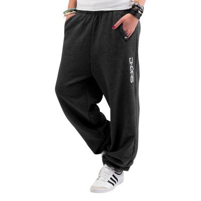 DANGEROUS DNGRS kalhoty dámské tepláky Soft Dream Leila Ladys Logo Sweat Pants Anth