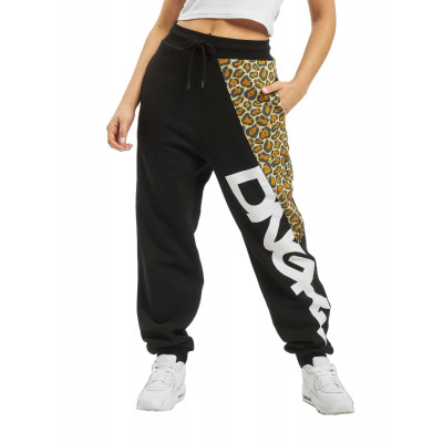 Dangerous DNGRS / Sweat Pant Catstealth in black