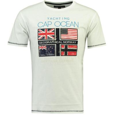 GEOGRAPHICAL NORWAY tričko pánské JINAPT SS MEN 100