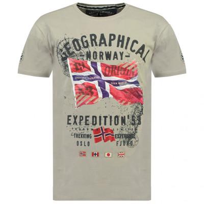 GEOGRAPHICAL NORWAY tričko pánské JITCHEN SS MEN 415