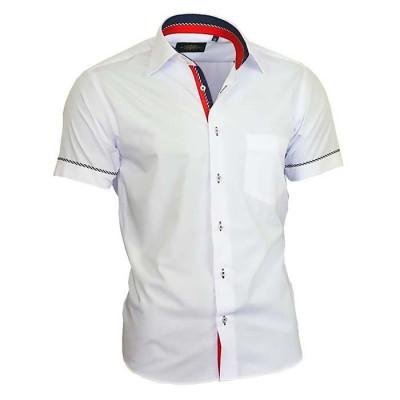 BINDER DE LUXE košile pánská 84010 krátký rukáv nadměrná velikost