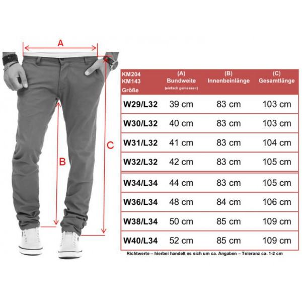 KOSMO LUPO kalhoty pánské KM143 jeas džíny zipy
