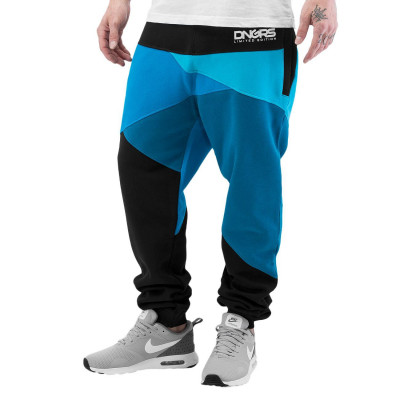 Dangerous DNGRS Locotay Sweatpants Blue/Black
