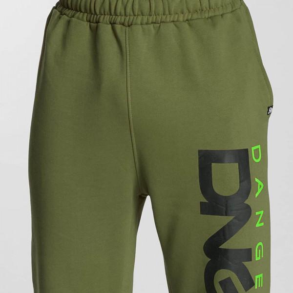 Dangerous DNGRS Classic Sweatpants Khaki