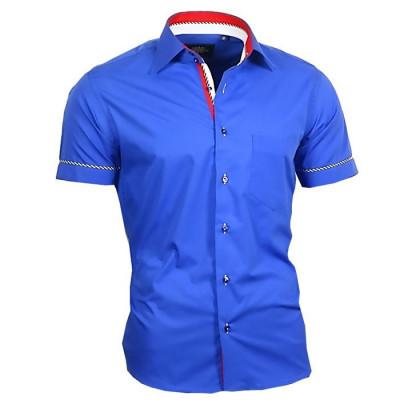 BINDER DE LUXE košile pánská 84003 krátký rukáv