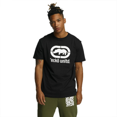 Ecko Unltd. tričko pánské John Rhino T-Shirt Black